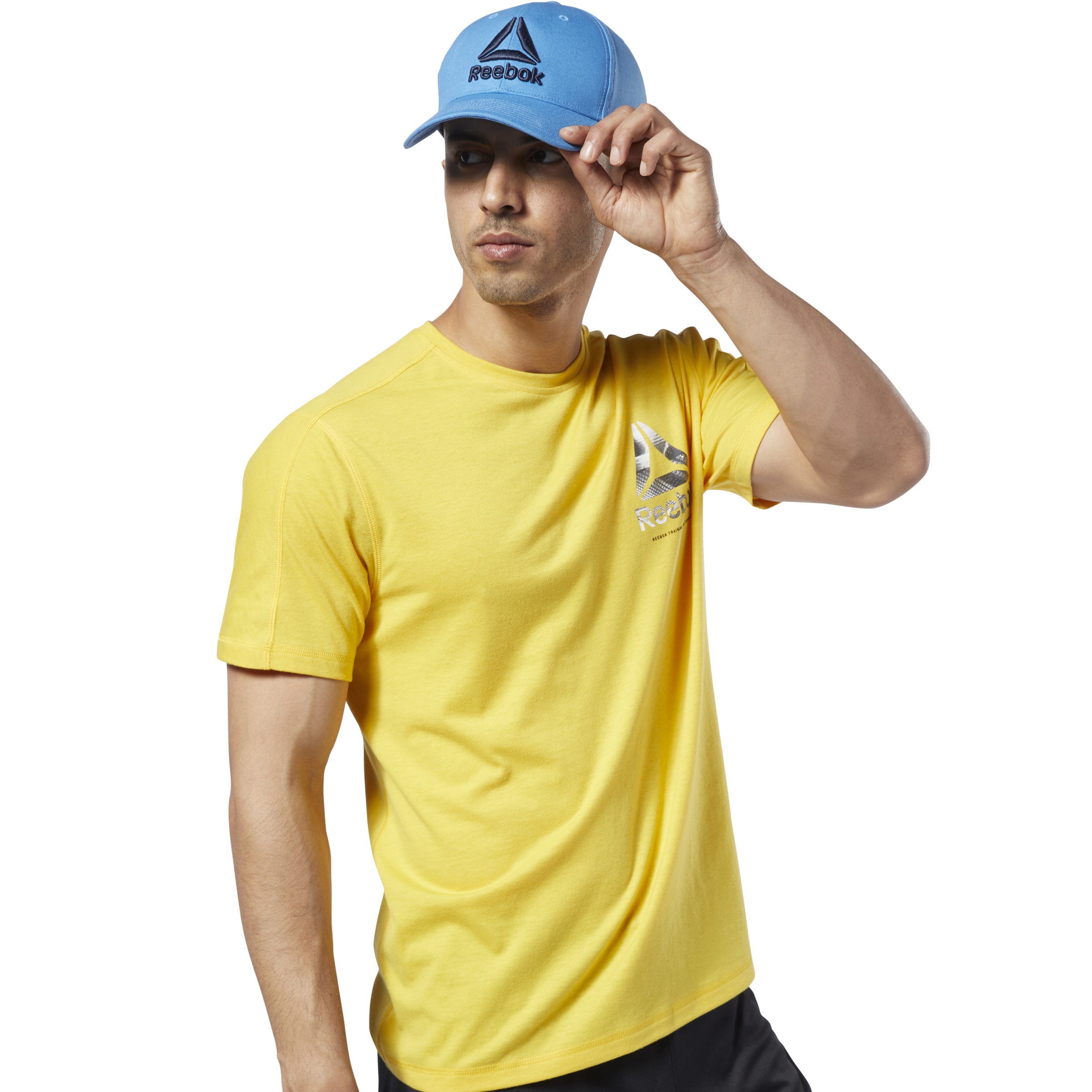 Reebok-Men-039-s-One-Series-Training-Speedwick-Tee thumbnail 34