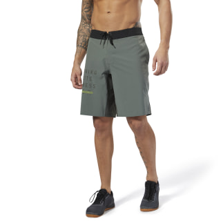 Reebok CrossFit EPIC Short - Green | Reebok US