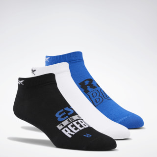 Foundation Invisible Socks 3 Pairs