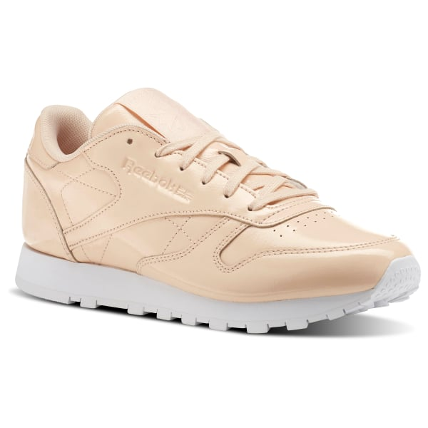 Reebok Classic France Patent Leather Rose Y4cSYOq