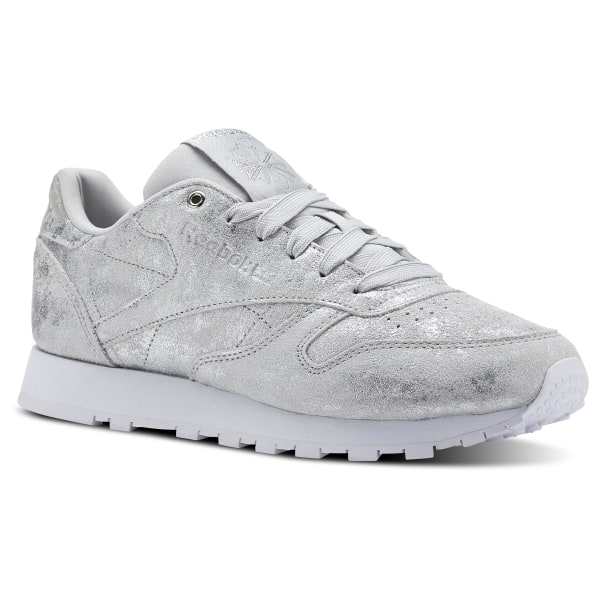 eb1fa2e8798 Reebok Classic Leather - Silver