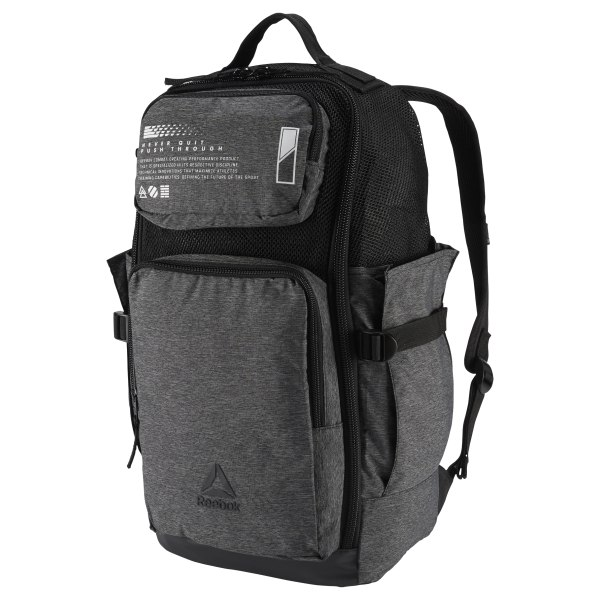 Reebok Combat Backpack - Black