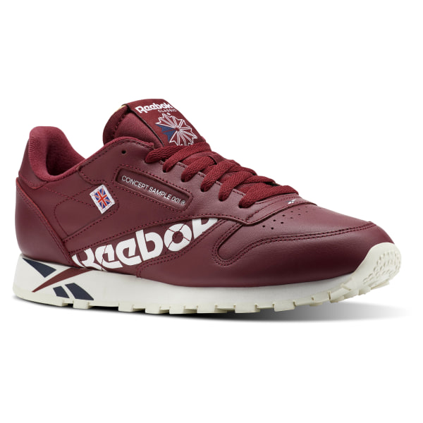 d0ea75c5b0a74 Reebok Classic Leather Altered - Red