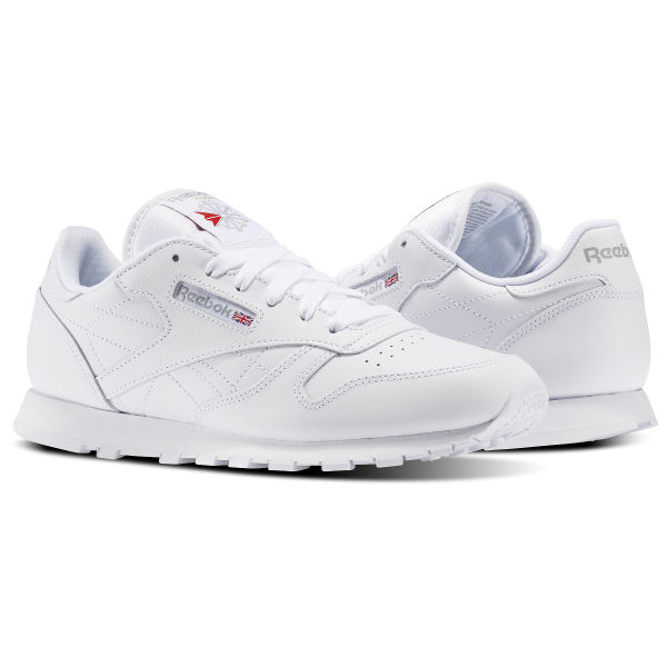 0f1cb354d6fe7 Reebok Classic Leather - White