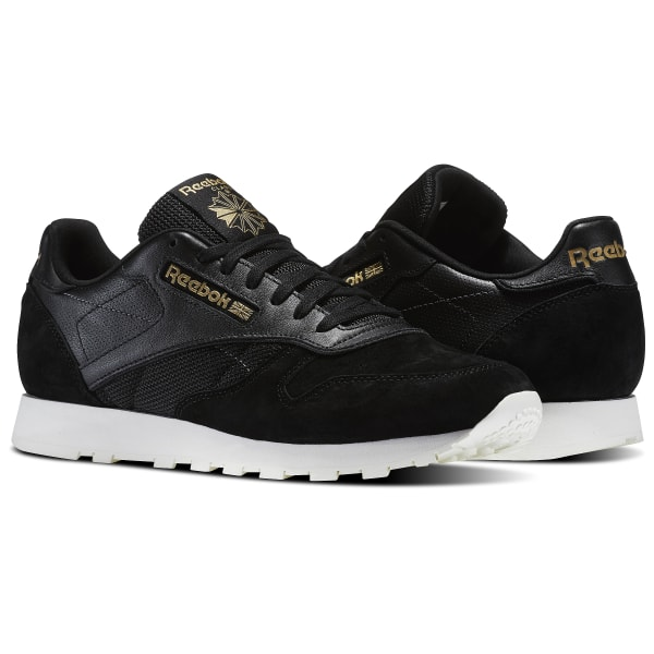9ba53e7c97f Reebok Classic Leather ALR - Black