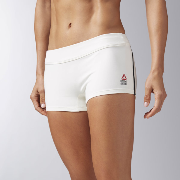 dd042f928ff Reebok CrossFit Chase Shorty Short Chalk BJ9820