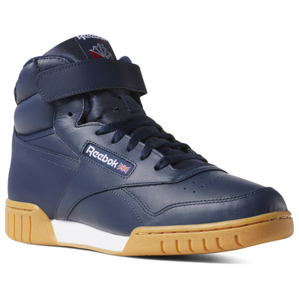 78465312156a3c Reebok Ex-O-Fit Hi - Blue