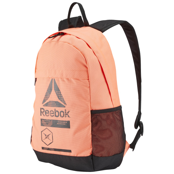 e7ada4090a05 Reebok Junior movement Training Backpack - Orange