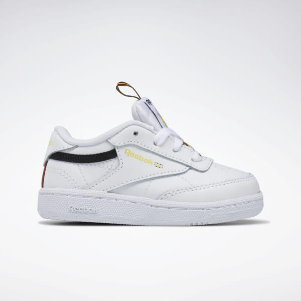4bf0e213492 Reebok Club C 85 - White