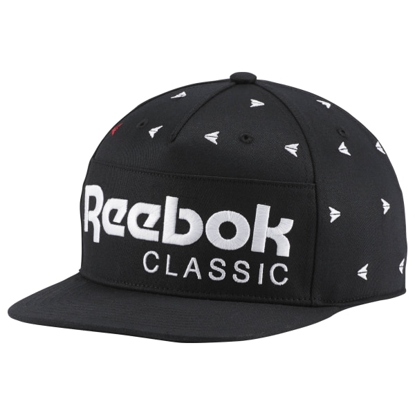 Reebok Classic Embroidered Hat - Black  d1a7228a7d2