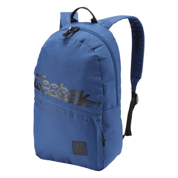 Reebok Style Foundation Follow Graphic Backpack - Blue