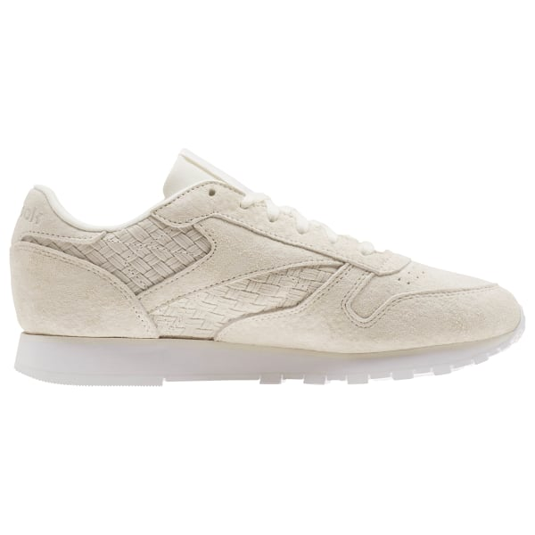 38228a06390 Classic Leather Woven EMB Beige   Chalk   White BT0006