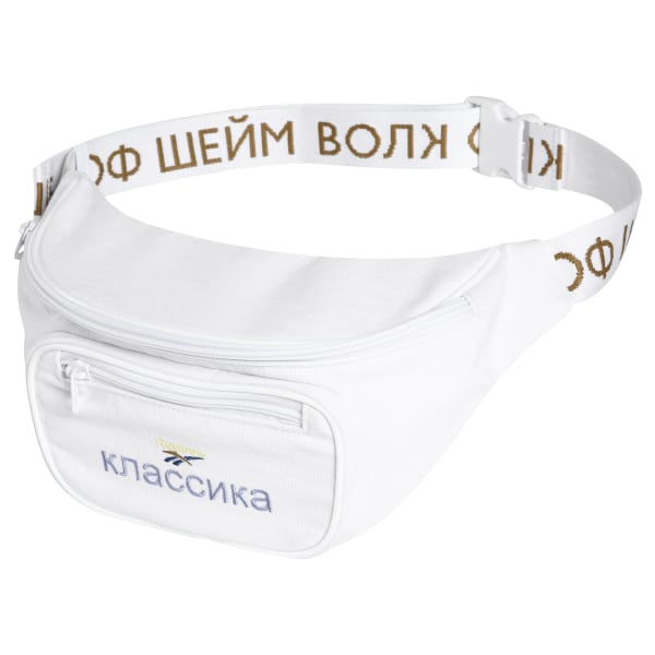395321b9ba1 Reebok Classics x Walk of Shame Waistbag - White