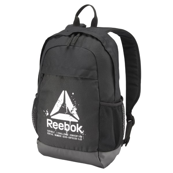 241661db5376 Reebok Junior Movement TR Backpack - Black