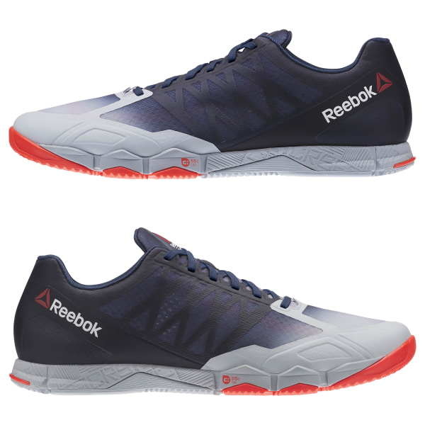 a25be0021c7 Tênis Speed Tr 1.0 Cloud Grey Collegiate Navy Atomic Red AR3199