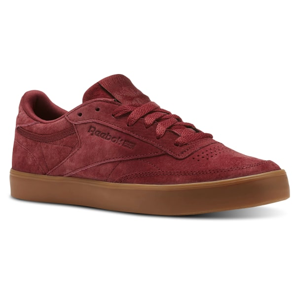 b04abc3b185 Reebok Club C 85 FVS - Red