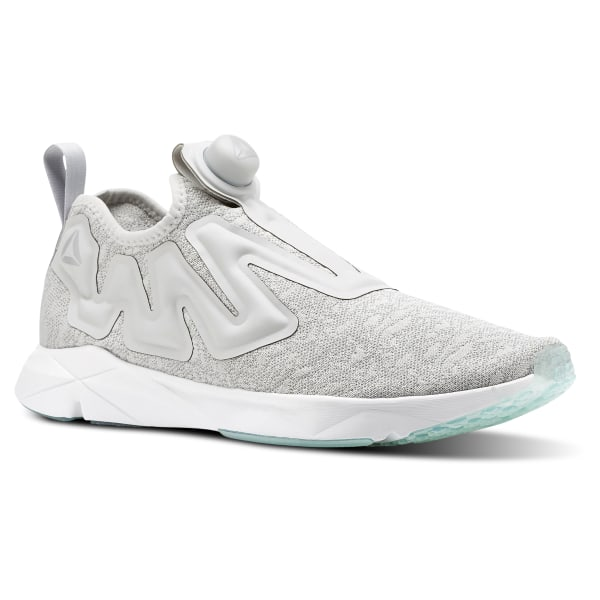 3b66309fd3f Reebok Pump Supreme - Grey