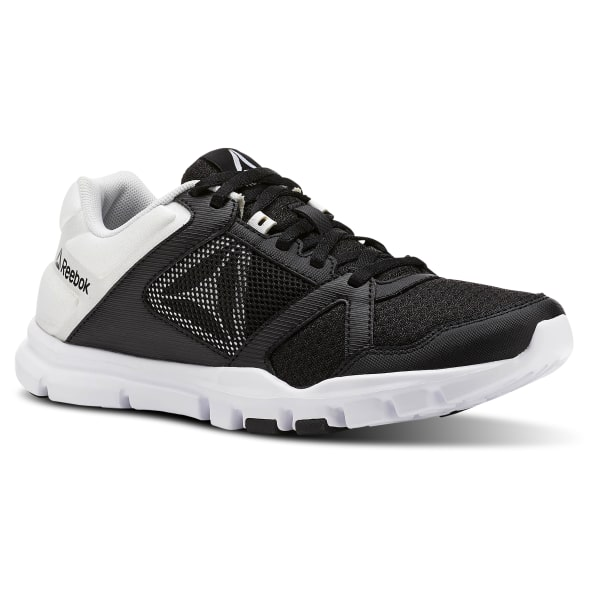 280d9deba9a4c Zapatillas Yourflex Train 10 MT BLACK WHITE CN4733