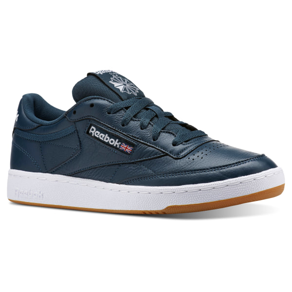 on sale e865b 56264 Reebok Club C 85 - Blue   Reebok Ireland