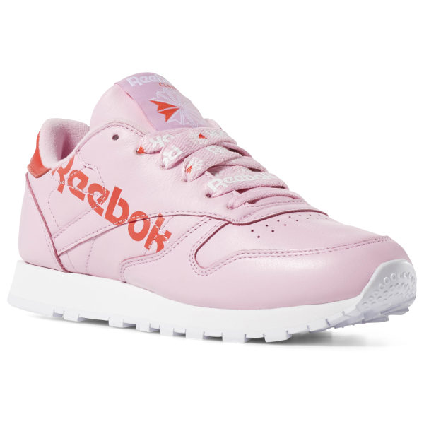 Reebok Classic Leather - Pink  d1c3b66f8
