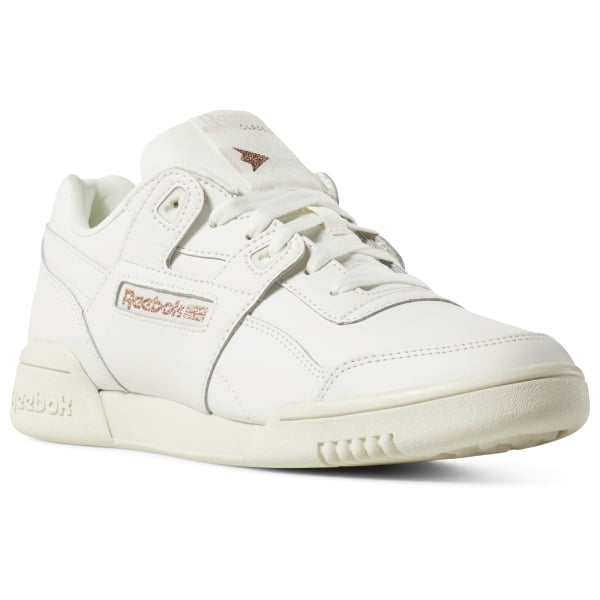 6df2b6b96a0 Reebok Workout Lo Plus - White
