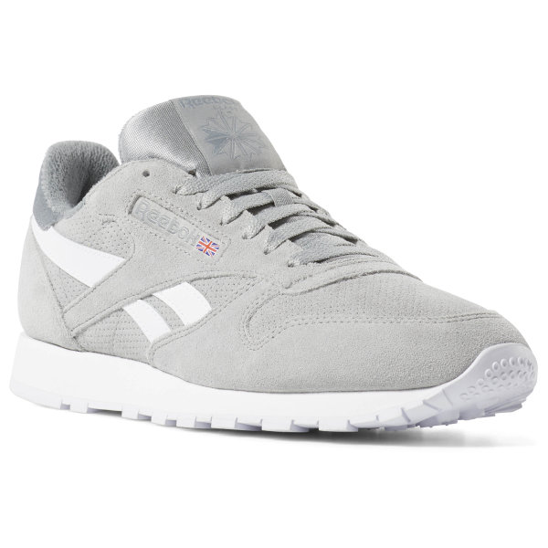 8f87895cf3a Reebok Classic Leather - Grey