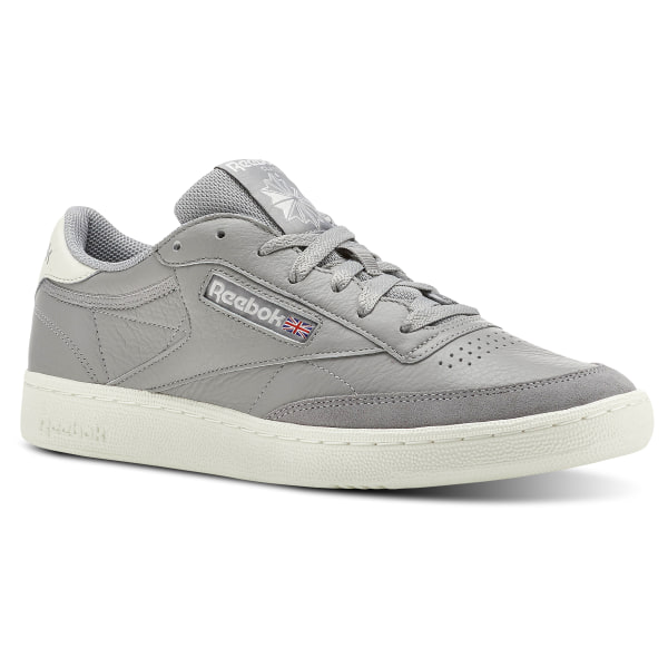 f918eda7df8 Reebok Club C 85 - Grey