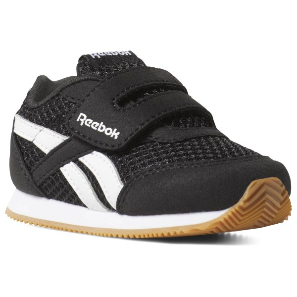 a4d9bbb80a2 Reebok Royal Classic Jogger 2.0. KC – Toddler Black / White / Gum DV4049
