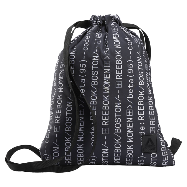 17e019d5d1e002 Reebok Enhanced Style Graphic Bag - Black