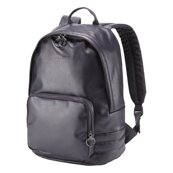 ae73ae0fffb Reebok Freestyle x FACE Collaboration Backpack - Grey   Reebok US