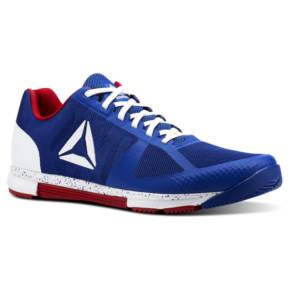 Reebok CrossFit Speed TR 2.0 Collegiate Royal White Excellent Red CN4535 5bbf02b00