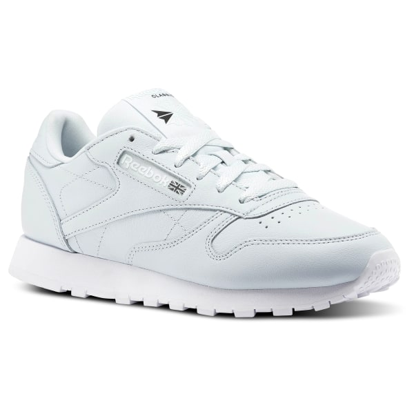 65da7c05bea80 Reebok Classic Leather Tinted Whites - Blue