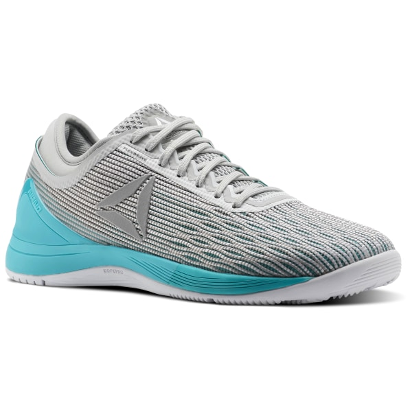 df84041041b Tênis Crossfit Nano 8.0 WHITE GREY TEAL CN1042