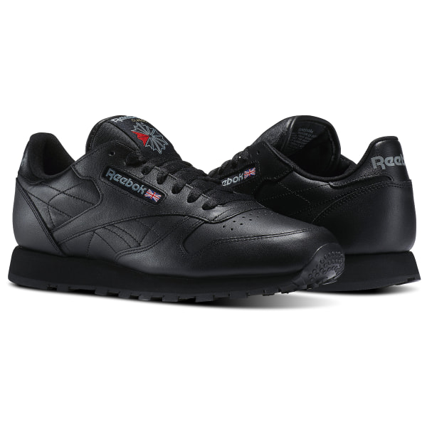 0840e062e5bb Reebok Classic Leather - Black