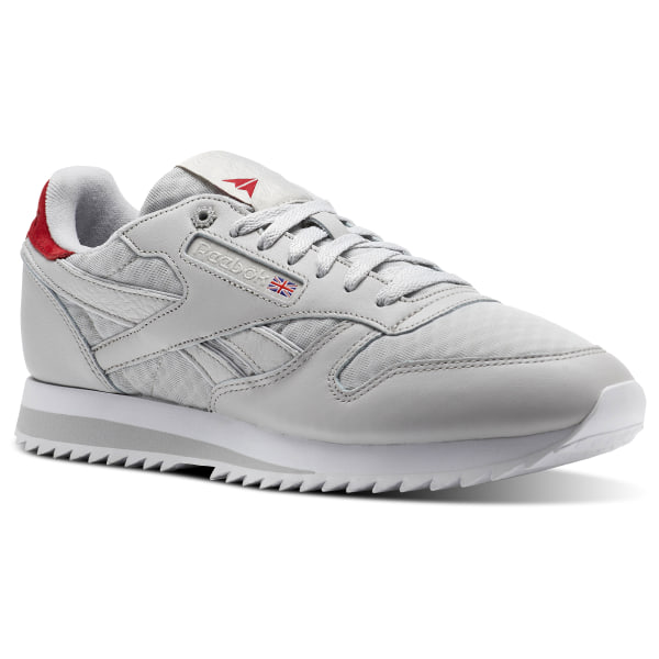 Classic Leather HC Steal Excellent Red Team Dark Royal White CM9668 0eefab429