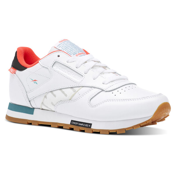 8f169dd82054 Reebok Classic Leather Altered - White
