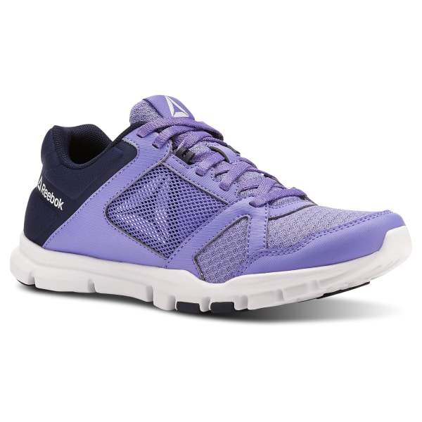 a05b92a3c76258 Reebok Yourflex Trainette 10 - Purple
