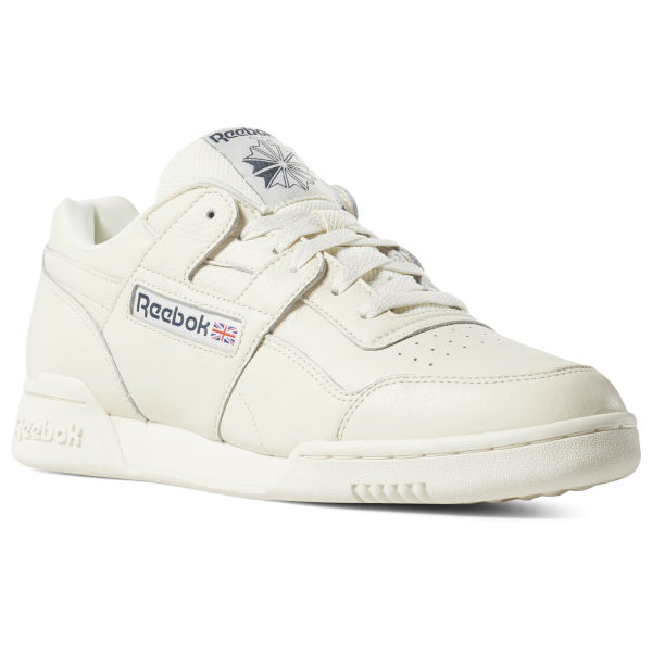 c85fe9193308fc Reebok Workout Plus - White