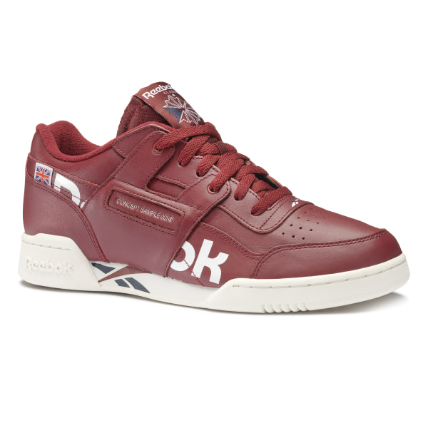 4cc92ab9c23b81 Reebok Workout Plus MU - Red