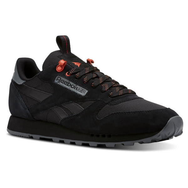 145e24421a0 Reebok Classic Leather MU - Black