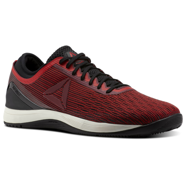 976293e07df Reebok CrossFit Nano 8 Flexweave Primal Red   Urban Maroon   Chalk   Black  CM9169