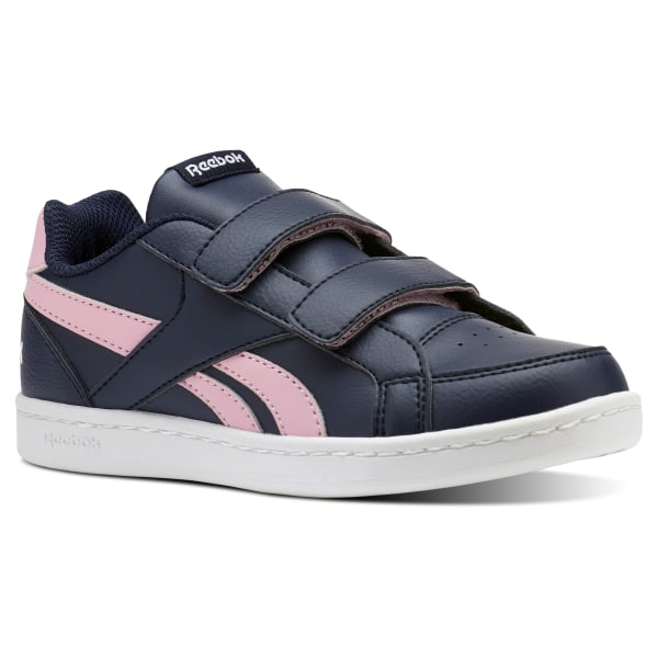 7e712f727af REEBOK ROYAL PRIME ALT Collegiate Navy   Light Pink   White CN4783