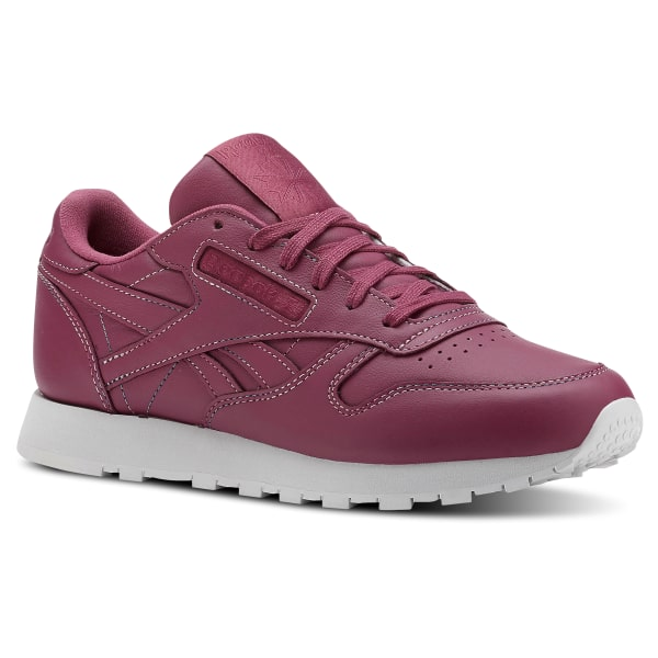 Reebok Classic Leather - Pink  af2e530cadc