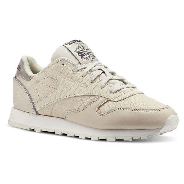 Reebok Classic Leather - Beige  dc860e10d