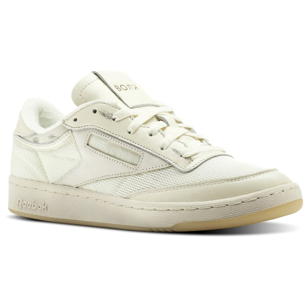 5f13520894c Reebok Classics x Walk of Shame Club C - White