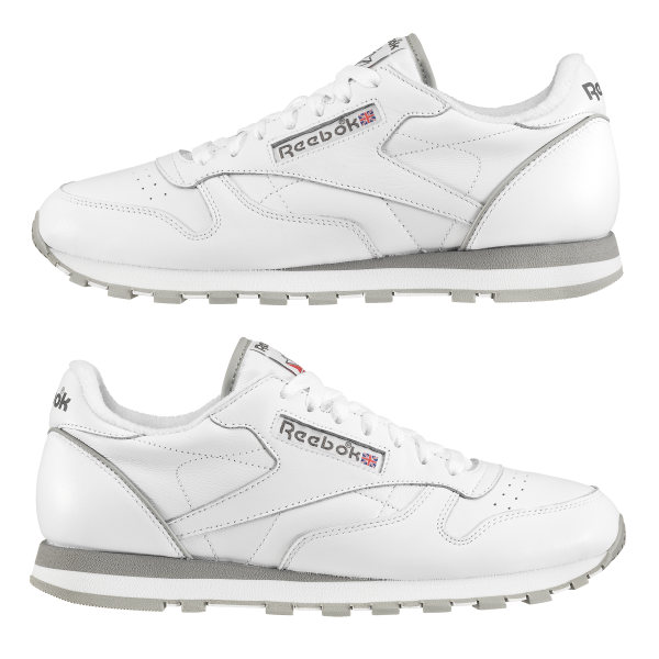 85042aa67cf Classic Leather ARCHIVE White Carbon Red Grey CM9670