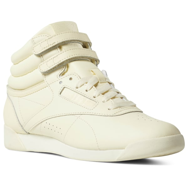 114b6d9cbd7 Reebok Freestyle Hi - Yellow