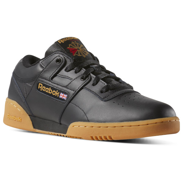809c12a958490 Reebok Workout Low - Black