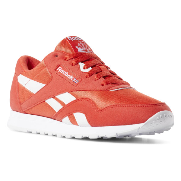 e7751828a985 Reebok Classic Nylon Color - Orange