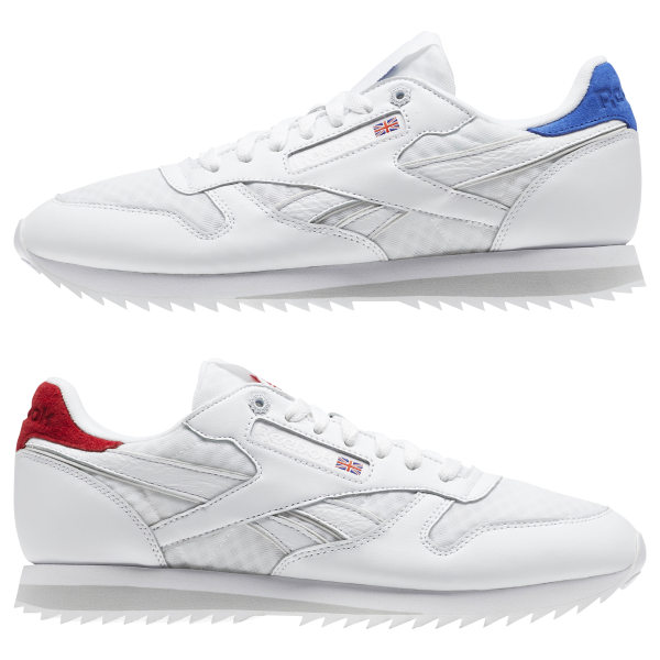 Classic Leather HC White Excellent Red Team Dark Royal Steel CM9667 2865b6ab1